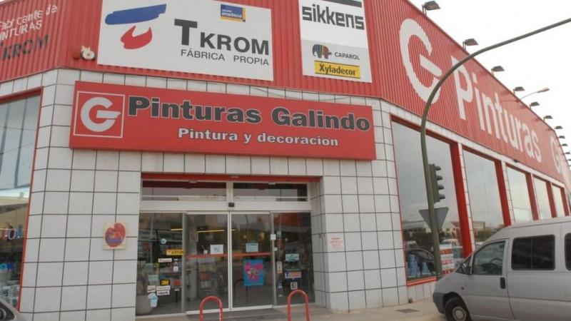 Jose Antonio García & Pinturas Galindo