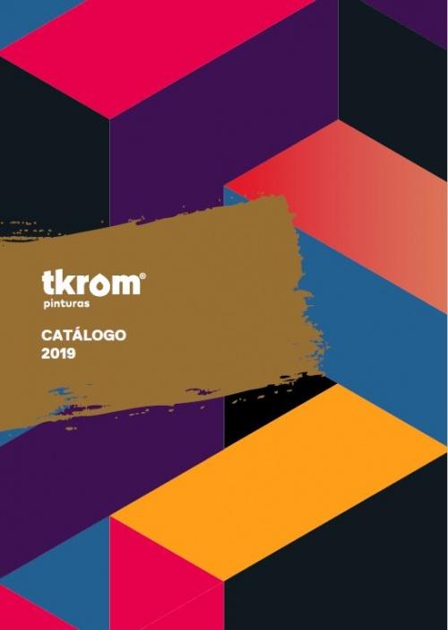 Nuevo Catálogo Tkrom 2019