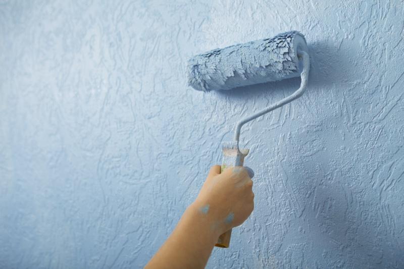 Preparar las paredes para pintar en 4 pasos